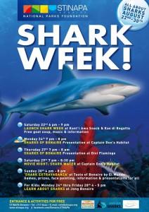 shark week bonaire